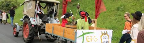 1. Familienfest in Holzhausen