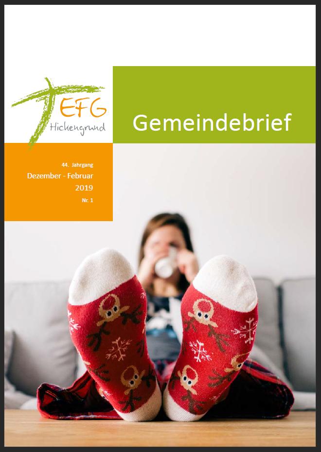 Gemeindebrief 2019 (Dez-Feb)