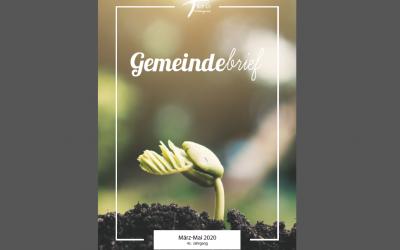 Gemeindebrief 2020-2 (März-Mai)